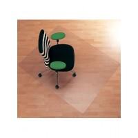 Защитный коврик под офисное кресло PVC 0912-O