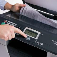 копирование документов