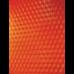 Обложка A4 0.18 мм Кубик Красный Прозрачный