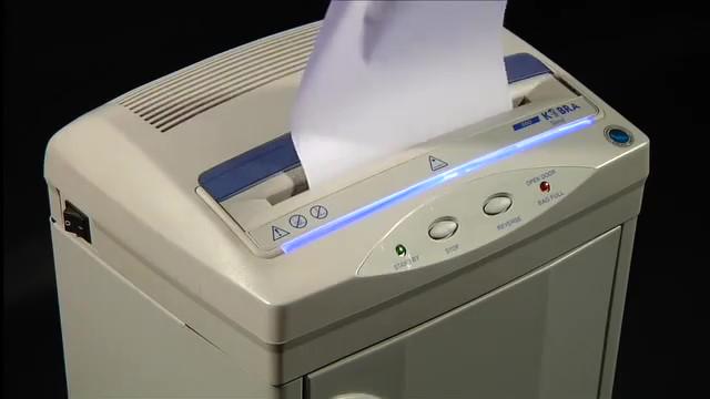 Уничтожение бумаги Kobra 260 S4 E/S